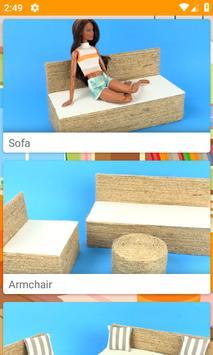 How to make doll furniture screenshot 1