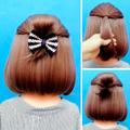 短い髪の髪型