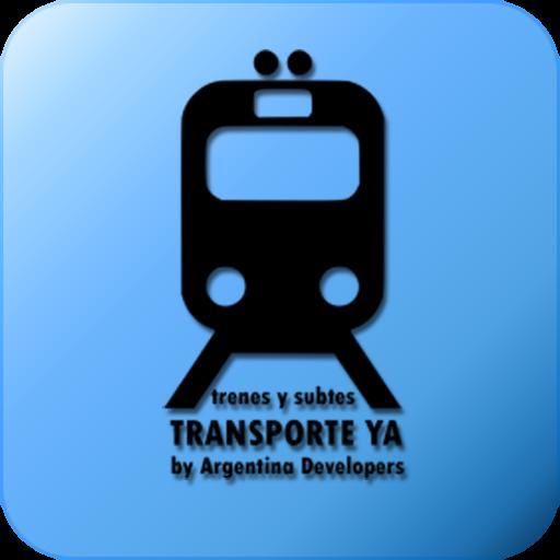 Transporte público en vivo (Transporte Ya)