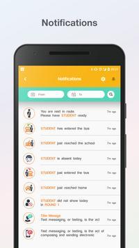 Trackware - School Transport Parents screenshot 5