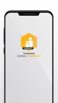Trackware - School Transport Parents poster