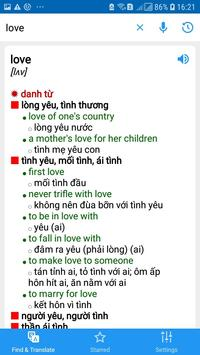Vietnamese Translator Offline screenshot 2