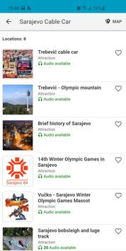 Sarajevo City Hall & Cable Car screenshot 6