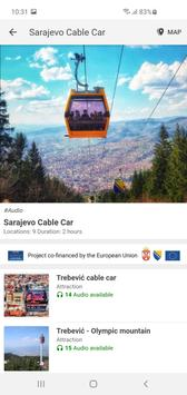 Sarajevo City Hall & Cable Car imagem de tela 6