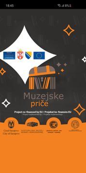 Sarajevo City Hall & Cable Car poster