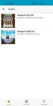 Sarajevo City Hall & Cable Car screenshot 2