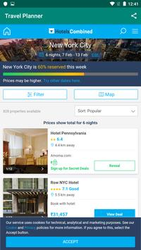 Travel Planner: Make Your Vacation Perfect screenshot 3