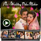 Pre-Wedding Video Maker icon