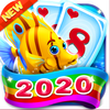 Solitaire lovely Fish: Tripeaks icon