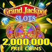 Grand Jackpot Speelautomaten-icoon
