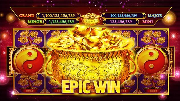 グランドジャックポットスロット - ラスベガスカジノ無料パチスロゲーム スクリーンショット 5