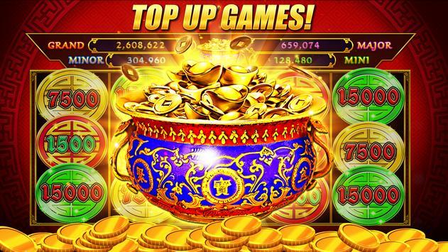 Grand Jackpot Slots تصوير الشاشة 1