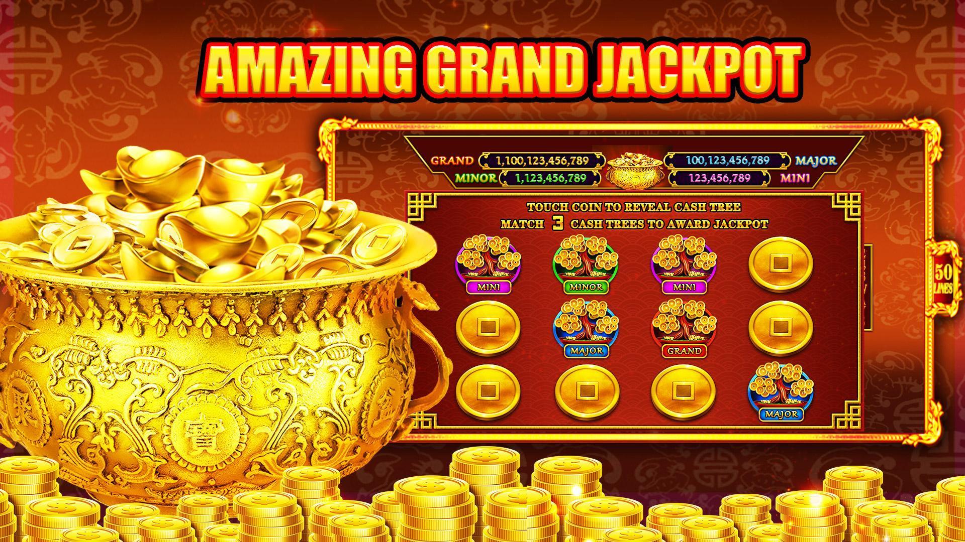Grand Jackpot jud slot terbaik terpercaya Mplay99