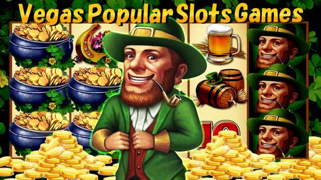 グランドジャックポットスロット - ラスベガスカジノ無料パチスロゲーム スクリーンショット 10