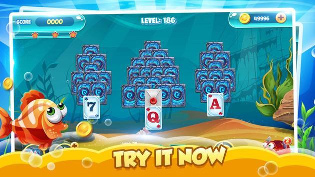 Ocean Fish Solitaire screenshot 5