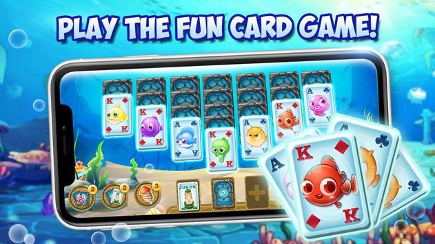 Ocean Fish Solitaire screenshot 1