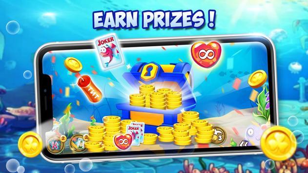 Ocean Fish Solitaire screenshot 3