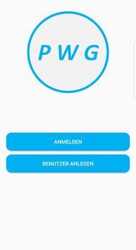 Passwort Generator poster