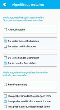Passwort Generator screenshot 2