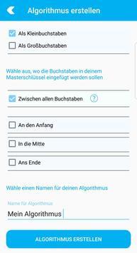 Passwort Generator screenshot 4
