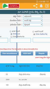 Online Telangana Land Records Info for Android - APK Download