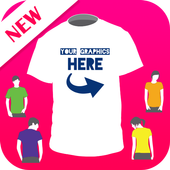 Tshirt Photo Editor icon