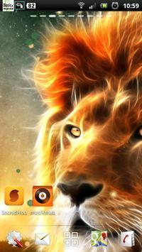 lions live wallpapers screenshot 1