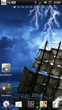 live wallpaper storm poster