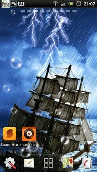 live wallpaper storm screenshot 1