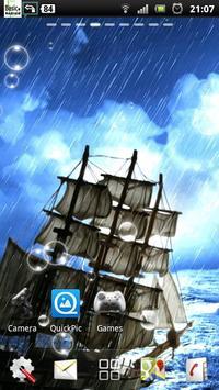 live wallpaper storm screenshot 2