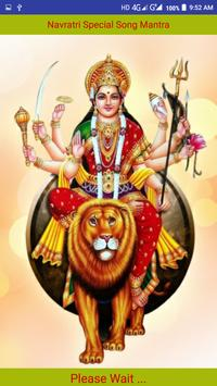 Navratri Special Song Mantra poster