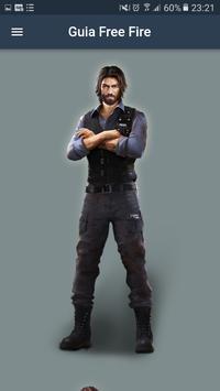 Guia Free Fire Armas & Personagens screenshot 6