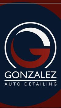 Gonzales Auto Detailing poster