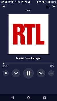 TuneIn Radio capture d'écran 3