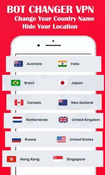 Free VPN Unlimited Proxy Server VPN Service screenshot 1
