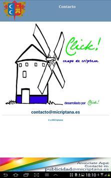 Click! Campo de Criptana screenshot 13