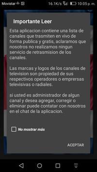 Tv Costa Rica Online screenshot 5
