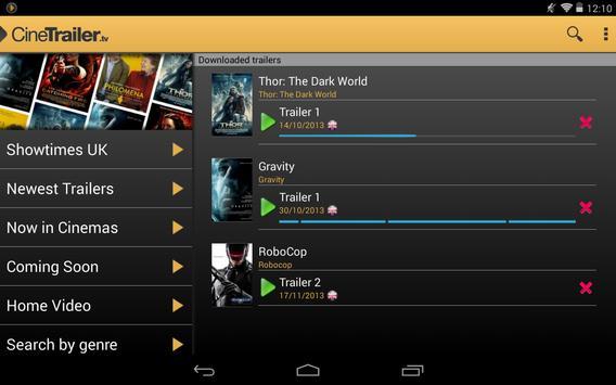 CineTrailer screenshot 18