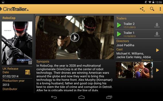 CineTrailer screenshot 13