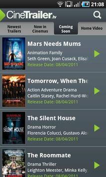 CineTrailer screenshot 4