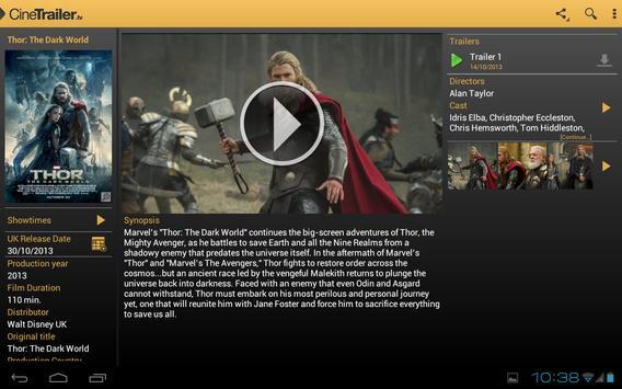 CineTrailer screenshot 7