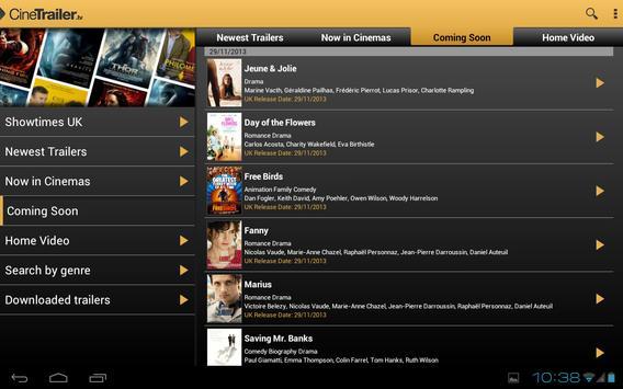CineTrailer screenshot 8