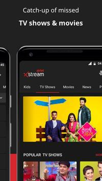 Airtel Xstream screenshot 6