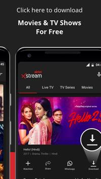 Airtel Xstream screenshot 4