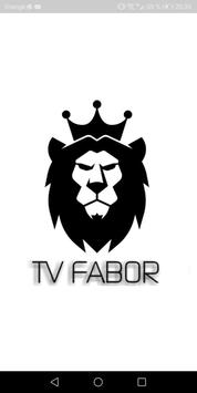 TV FABOR Cartaz