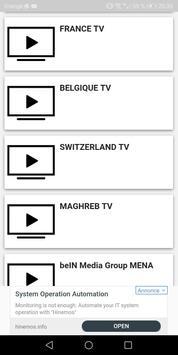 TV FABOR imagem de tela 2