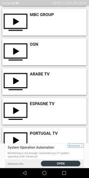 TV FABOR imagem de tela 3