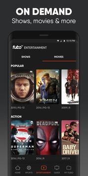 fuboTV screenshot 1