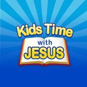 Kids Time with Jesus आइकन