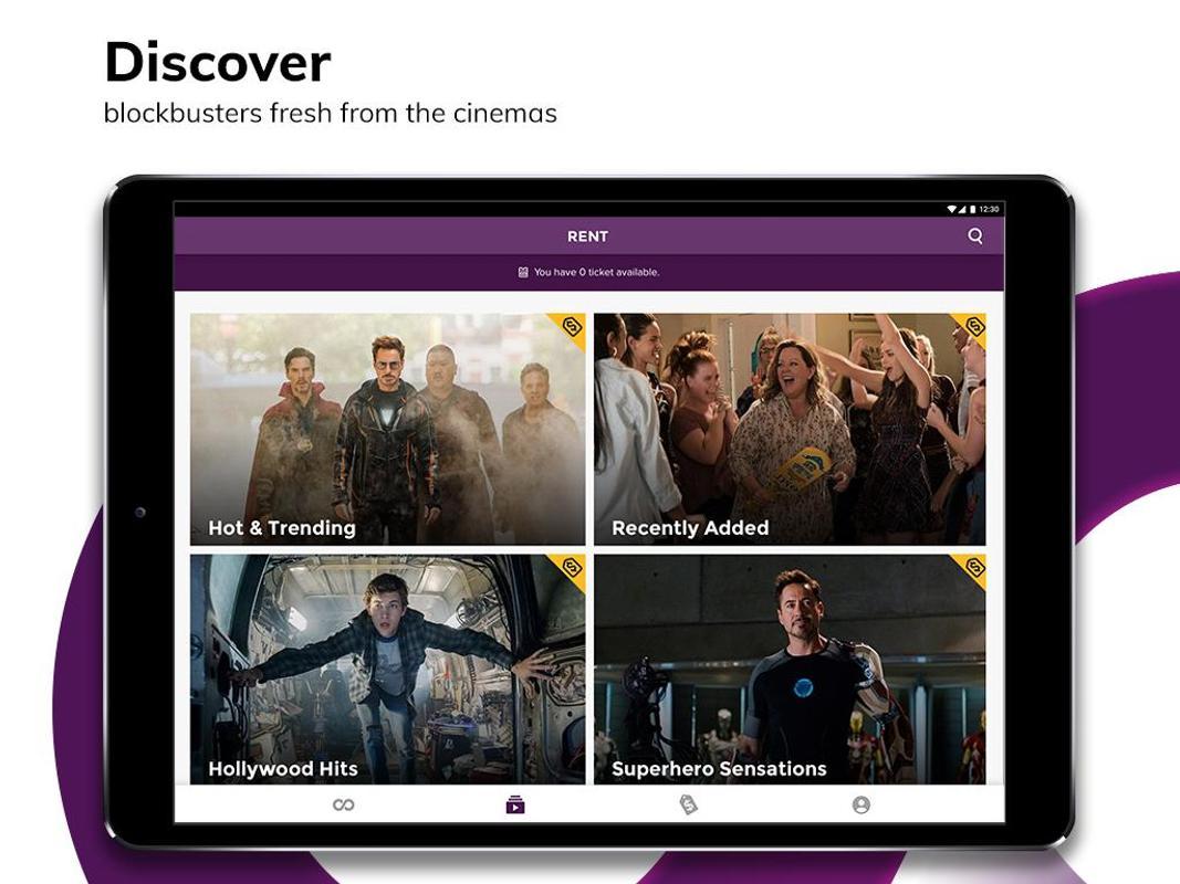 Hooq For Android Apk Download Stb Indihome B760h Sudah Root Plus Aplikasi Screenshot 19